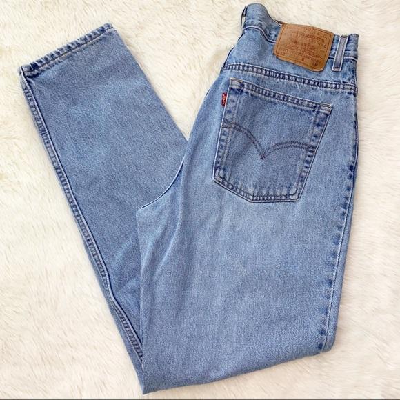 Vintage Levi's Jeans 512 Slim Fit Tapered Leg